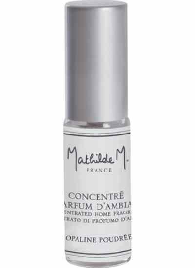 """Profumo concentrato """"Opaline poudrée"""" per gessi profumati Mathilde M."""