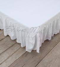 """Vestiletto bianco """"Sangallo Collection"""" Blanc Mariclò"""