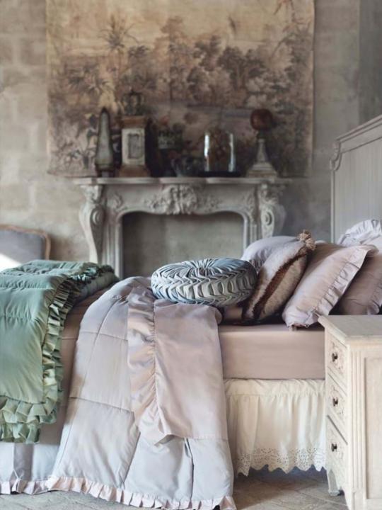 Completo letto Naturale
