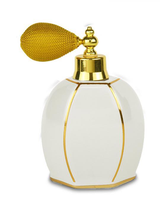 Bottiglia Spray 240 ml Bianco Oro