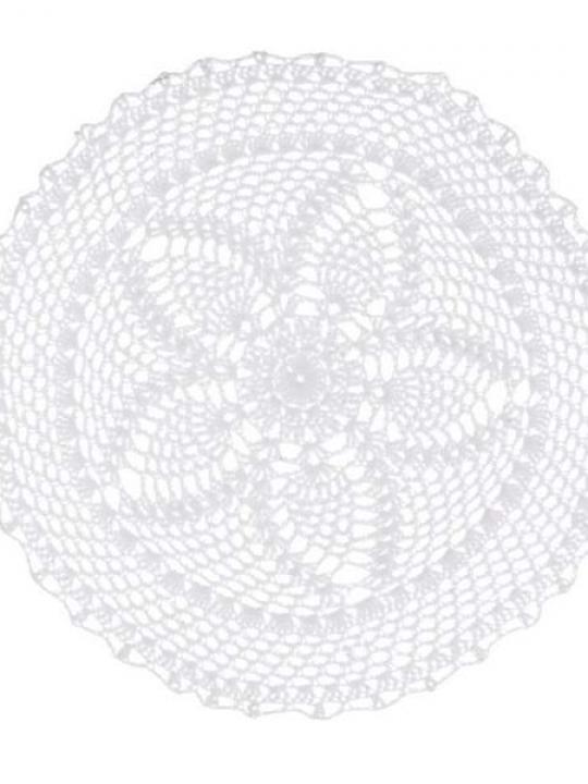 Tovaglietta crochet