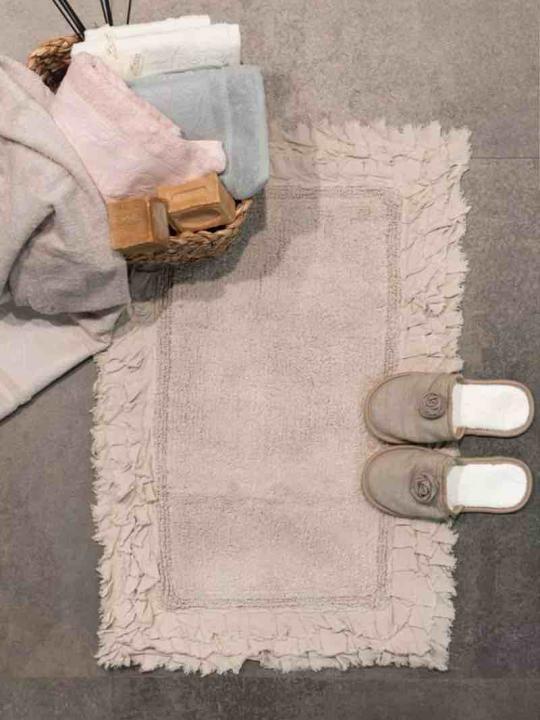 Blanc Mariclò tappeto tortora