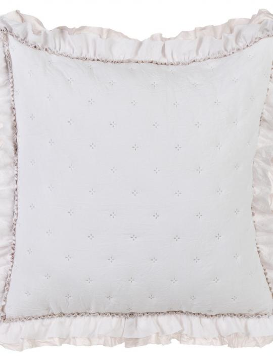 Blanc Mariclò - Cuscino bianco