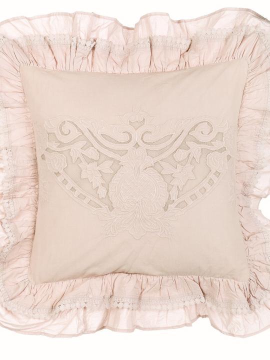 Blanc MariClò Cuscino rosa