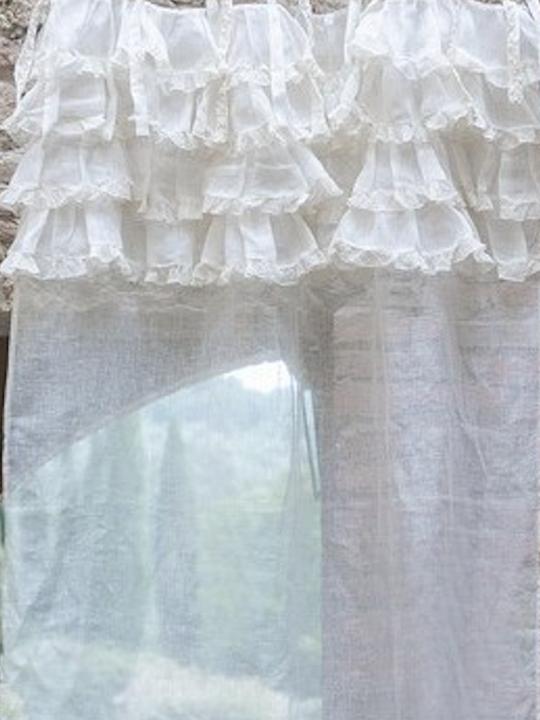 Blanc MariClò - Tenda