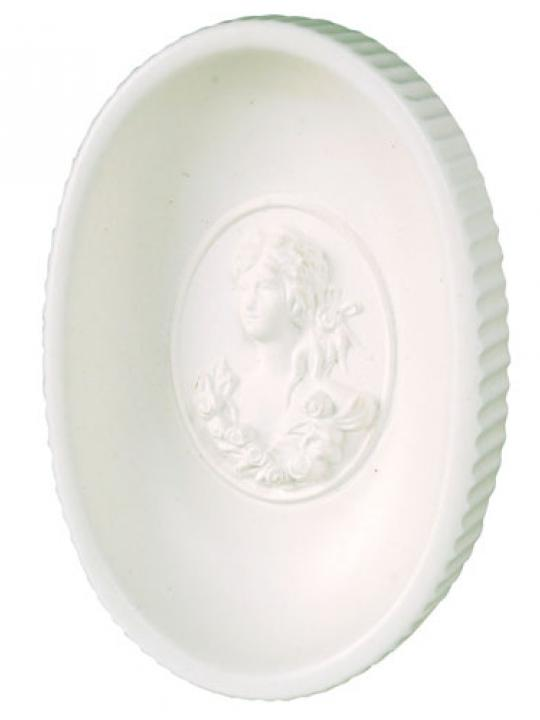 Porta sapone ovale