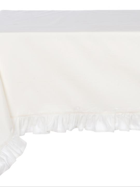 Tovaglia cerata bianca