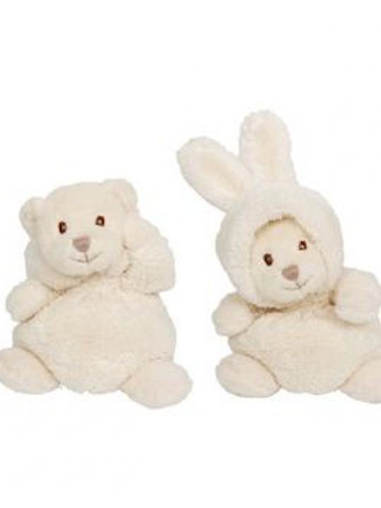 Carillon orsetto/coniglio bianco