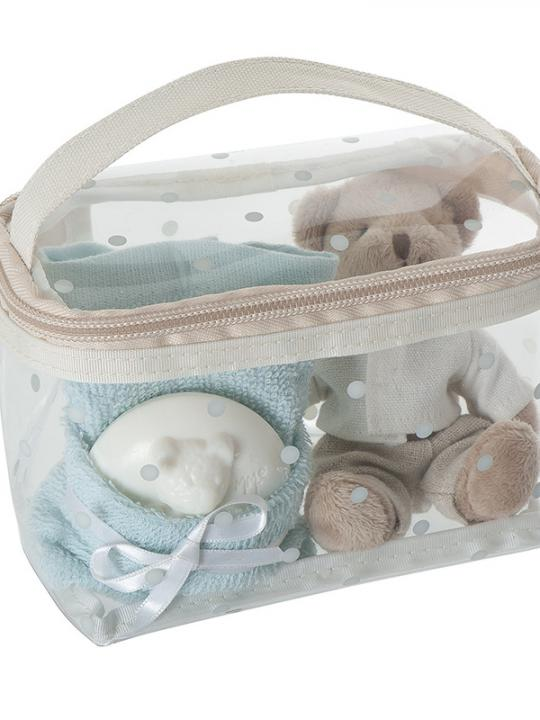 Trousse regalo celeste