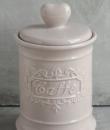 """Barattolo caffè rosa """"Luxe Lodge"""""""