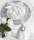 "Diffusore di profumo bianco Romance Fruitée ""Marie-Antoinette"" Mathilde M."