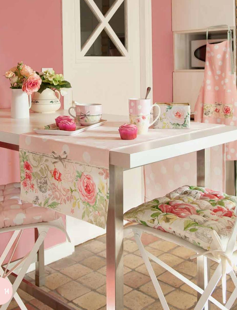runner cottage orval creations petit r ve. Black Bedroom Furniture Sets. Home Design Ideas